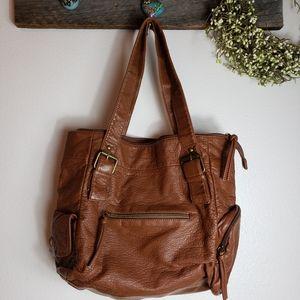 Lovely Faux Shoulder Bag